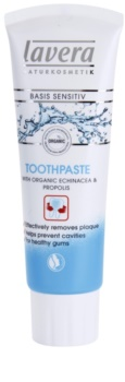 Lavera Basis Sensitiv dentifrice