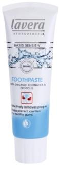 Lavera Basis Sensitiv pasta do zębów
