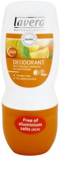 Lavera Body Spa Orange Feeling Deodorant roll-on