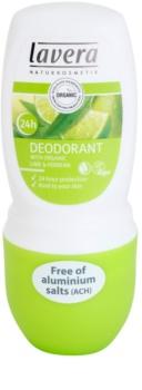 Lavera Body Spa Lime Sensation дезодорант кульковий