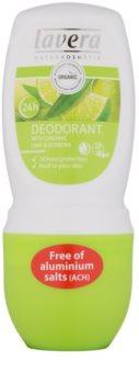 Lavera Body Spa Lime Sensation deodorante roll-on