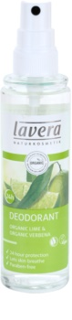 Lavera Body Spa Lime Sensation dezodorant v spreji