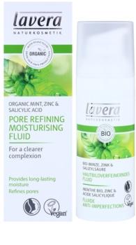 Lavera Faces Bio Mint hydratačný fluid pre mastnú pleť