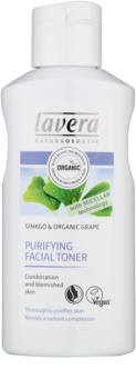 Lavera Faces Cleansing čistiace tonikum pre mastnú a zmiešanú pleť