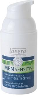 Lavera Men Sensitiv crema de día hidratante nutritiva