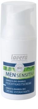 Lavera Men Sensitiv výživný hydratačný denný krém