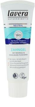 Lavera Neutral gel dental con sal marina