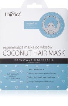 L'biotica Hair Mask regenerująca maska do włosów