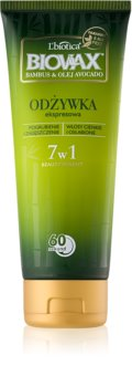 L'biotica Biovax Bamboo & Avocado Oil Express Regenerating Conditioner For Damaged Hair