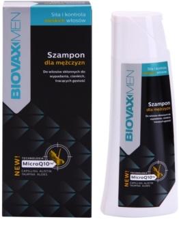 L'biotica Biovax Men sampon fortifiant pentru intarirea si cresterea parului