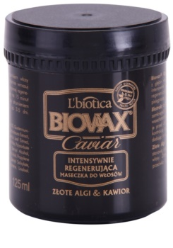 L'biotica Biovax Glamour Caviar Nourishing Restorative Mask With Caviar