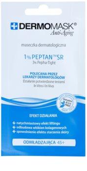 L'biotica DermoMask Anti-Aging подмладяваща маска 45+