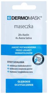 L'biotica DermoMask Reinigungsmaske für Haut mit kleinen Makeln