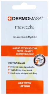 L'biotica DermoMask liftingová maska pro vypnutí pleti