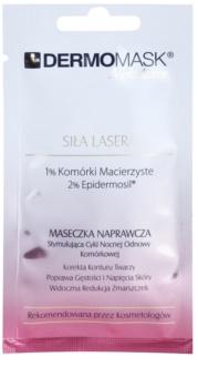 L'biotica DermoMask Night Active intenzivní omlazující maska s kmenovými buňkami