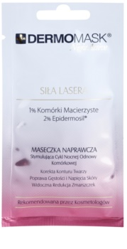 L'biotica DermoMask Night Active máscara rejuvenescedora intensiva com células estaminais