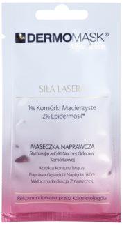 L'biotica DermoMask Night Active masque rajeunissant intense aux cellules souches