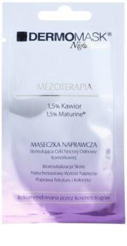 L'biotica DermoMask Night Active maska s účinkom mezoterapie