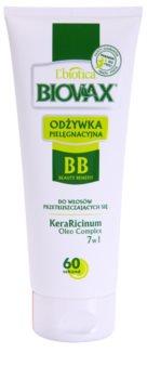 L'biotica Biovax Dull Hair hidratáló kondicionáló zsíros hajra és fejbőrre
