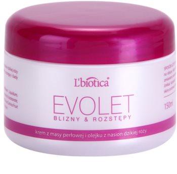 L'biotica Evolet Smoothing Cream to Treat Stretch Marks