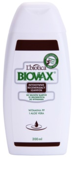 L'biotica Biovax Falling Hair stärkendes Shampoo gegen Haarausfall