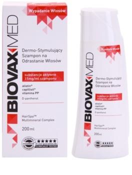 L'biotica Biovax Med sampon pentru cresterea parului pentru intarirea si cresterea parului
