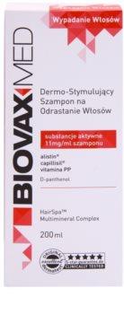 L'biotica Biovax Med champô estimulante para cresimento e reforçamento das raízes
