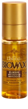 L'biotica Biovax Natural Oil Moisturizing and Nourishing Serum for Shiny and Soft Hair