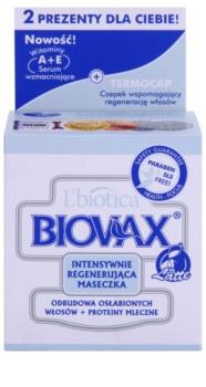 L'biotica Biovax Weak Hair masca fortifianta pentru par deteriorat