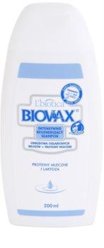 L'biotica Biovax Weak Hair výživný šampon pro oslabené vlasy