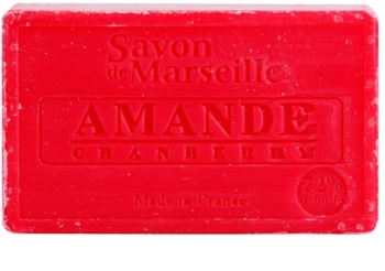 Le Chatelard 1802 Almond Cranberry luksusowe francuskie mydło naturalne