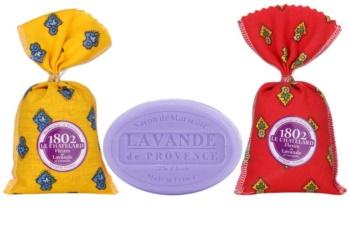 Le Chatelard 1802 Lavender from Provence kosmetická sada IV.