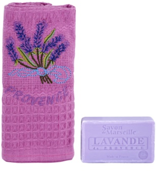 Le Chatelard 1802 Lavender from Provence kosmetická sada VIII.