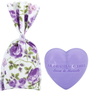 Le Chatelard 1802 Lavender lote cosmético VII.