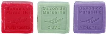 Le Chatelard 1802 Natural Soap set cosmetice II.