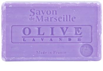 Le Chatelard 1802 Olive & Lavander luxusné francúzske prírodné mydlo