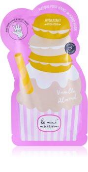Le Mini Macaron Vanilla Almond Hydrating Hand Mask