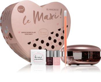 Le Mini Macaron Le Maxi kosmetická sada XIII. (na nehty) pro ženy