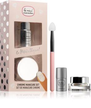 Le Mini Macaron Le Metallique kosmetická sada X. (na nehty) pro ženy