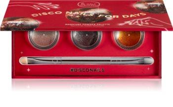 Le Mini Macaron Disco Nails for Days pigments pour ongles