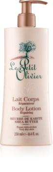 Le Petit Olivier Shea Butter ультра зволожуюче молочко для тіла