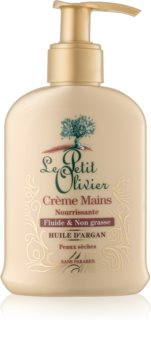 Le Petit Olivier Argan Oil crema nutriente per le mani