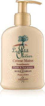 Le Petit Olivier Argan Oil výživný krém na ruky