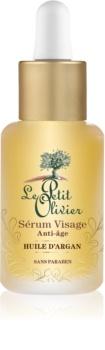 Le Petit Olivier Argan Oil pleťové sérum proti vráskám