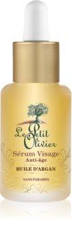 Le Petit Olivier Argan Oil serum do twarzy przeciw zmarszczkom