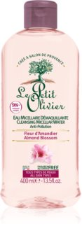 Le Petit Olivier Almond Blossom очищаюча міцелярна вода