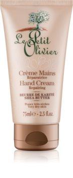 Le Petit Olivier Shea Butter ultra hydratačný krém na ruky