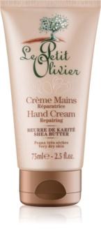 Le Petit Olivier Shea Butter Ultra-Moisturising Cream for Hands
