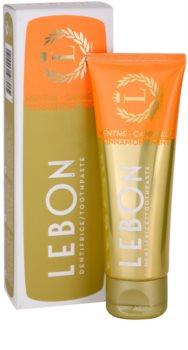 Lebon Menthe - Cannelle zubní pasta