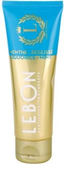 Lebon Menthe - Reglisse fogkrém